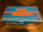 GMP 1970 Pontiac GTO Judge Convertible 118 Limited Edition Die Cast 1 of 1404