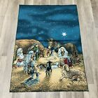 O Night Devine Nativity Wall Hanging By Watson 40x27Christmas Holiday Tapesty