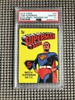 A Brief History of Superman Trading Cards 50