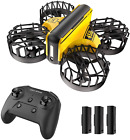 Holy Stone HS450 Mini Drone Hand Operated and Remote Control Nano Quadcopter 3