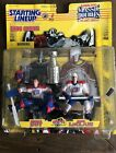 1998 Starting Lineup Patrick Roy/John LeClair Classic Double 1992-93 Stanley Cup