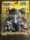 1998 Starting Lineup Martin Brodeur/Scott Steven Classic Double 1995 Stanley Cup