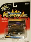 JOHNNY LIGHTNING STREET FREAKS BLACK WITH FLAMES 1969 69 CAMARO 375 07 No1