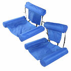 Water Floating Deck Chair Inflatable Row Rafting Bed Sofa Swimming Pool Supplies
