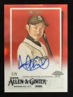 2021 Topps Allen & Ginter Chrome Baseball Cards 20