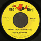 CHI CHI MCCAULEY i know he loves me memory lane without you RED BIRD 7
