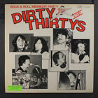 DIRTY THIRTYS rock  roll midnight party EXPRESS 12 LP 33 RPM