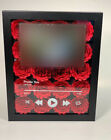 Custom Music Glass Frame Plaque Cover Apple Spotify Any Song Any Picture