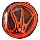 12 Ft 46 Gauge Battery Jumper Heavy Duty Power Booster Cable Emergency Car Us