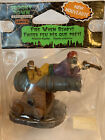 New Lemax Spooky Town Halloween Village FIRE WHEN READY Pirate Skeleton on Canon