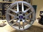 2005 2009 SAAB 9 7X WHEEL STOCK RIM SILVER PAINTED 18X8 ALLOY 6 DOUBLE SPOKE