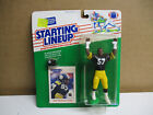 1988 Kenner NFL Starting Lineup Set Break Mike Merriweather Pittsburgh Steelers