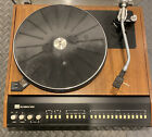 Vintage ADC ACCUTRAC 4000 Turntable no remote Works Great
