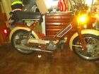 Vintage Bicycle Moped 16 X 225 tires Blanco Verona 49 CC