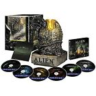 Alien Anthology: Blu-ray Collector's BOX (with Alien Egg) [Blu-ray]