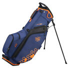 Wilson Staff Feather Lightweight Golf Stand Bag Double Strap Carry Bag