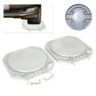 2 Wheel Durable Car Front End Wheel Alignment Turntable Turn Plates Tools USA