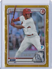 2020 Bowman Draft 1st Edition Baseball Cards 19