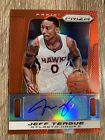 Jeff Teague Rookie Card Guide and Checklist 14