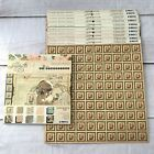 Graphic 45 Le Romantique 8x8 Paper Pack 12x12 Sheets Double Sided Cardstock 2009