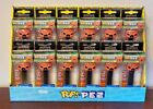 (12) FUNKO POP! PEZ DISPENSERS w/ DISPLAY CASE - GHOSTBUSTERS 'ANGRY' STAY PUFT