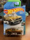 Hot Wheels Super Treasure Hunt 68 Mustang Error Regular Wheels On Rear Rare