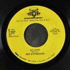 NEW EXPRESSION my love good clean rock  roll Jewel Records 4 7 Single