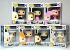 Funko Pop FRIENDS SET Ross Monica Chandler Rachel Joey Phoebe Gunther NEW