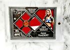 Paige VanZant Cards and Memorabilia Guide 21