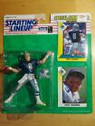 1993 Kenner Starting Lineup Troy Aikman Action Figure & Trading Cards NEW