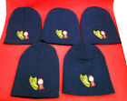 NEW LOT OF 5 MYSTERY SCIENCE THEATER 3000 ROBOT BEANIE HATS
