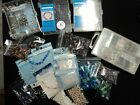 LARGE JEWELRY MAKING MIXED LOT BEAD NEW LOOSE HEAVEN GLASS PEARL FINDINGS SEED