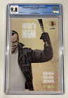 HERE'S NEGAN PREVIEW #1 (Image Blind Box 1:500) CGC 9.8 NM MT The Walking Dead