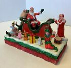 Rare 2009 Lemax Coventry Cove Santa Float Christmas Village Parade Figurine