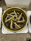 Marchesini M7RS Genesi Rear Wheel Gold