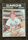 Top 10 Ted Simmons Baseball Cards 14