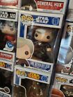 Funko POP! Star wars 99 pops Rare Vaulted Exclusive triple pack rides convention