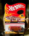 2002 HOT WHEELS BEACH BOMB TOO SERIES ONE RLC RED LINE ONLINE EXCLUSIVE CAR PINK