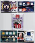 2020-21 Leaf In the Game Used Hockey Cards 36