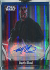 2021 Topps Star Wars Signature Series Trading Cards 25