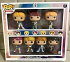 BTS Funko POP! ROCKS 7 Pack Special Edition Figure Barnes and Noble Exclusive