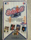 1991 UPPER DECK BASEBALL FACTORY SEALED FOIL BOX HIGH# ROOKIE RC FIND THE HANK