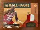 2009-10 Clyde Drexler #25 Panini Timeless Treasures Hall of Fame PRIME Jersey 5