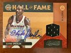 2009-10 Clyde Drexler #24 Panini Timeless Treasures Hall of Fame Patch Auto 1 10