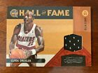 2009-10 Clyde Drexler #24 Panini Timeless Treasures Hall of Fame Patch 01 50