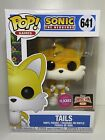 Funko Pop! Games Sonic #641: TAILS Flocked Target Exclusive Target Con (IN HAND)