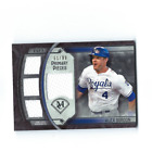 Alex Gordon Rookie and Prospect Card Guide 19