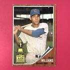 Billy Williams Cards, Rookie Card and Autographed Memorabilia Guide 17
