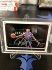 VINCE CARTER AUTO 25 2019-20 PANINI ONE AND ONE TIMELESS MOMENTS AUTOGRAPH RED