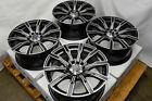 16 Wheels Toyota Camry Celica Corolla Matrix Prius Civic Accord CRV Black Rims